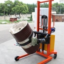防爆油桶秤手动液压油桶搬运车设计新颖,轻巧灵活秋季热销