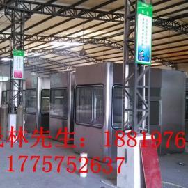 新疆防爆警务岗亭,贵州高速公路专用的收费亭制作,收费亭厂家