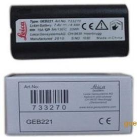 GEB221徕卡锂电池Leica特供进口GEB221