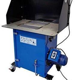 阿尔法脉冲反吹型焊接打磨除尘一体式工作台