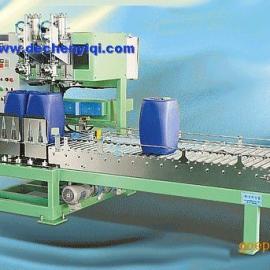 30升液体灌装机 定量灌装机 强酸灌装机