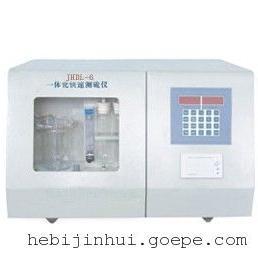 定硫仪/金汇JHDL-6型一体化快速定硫仪