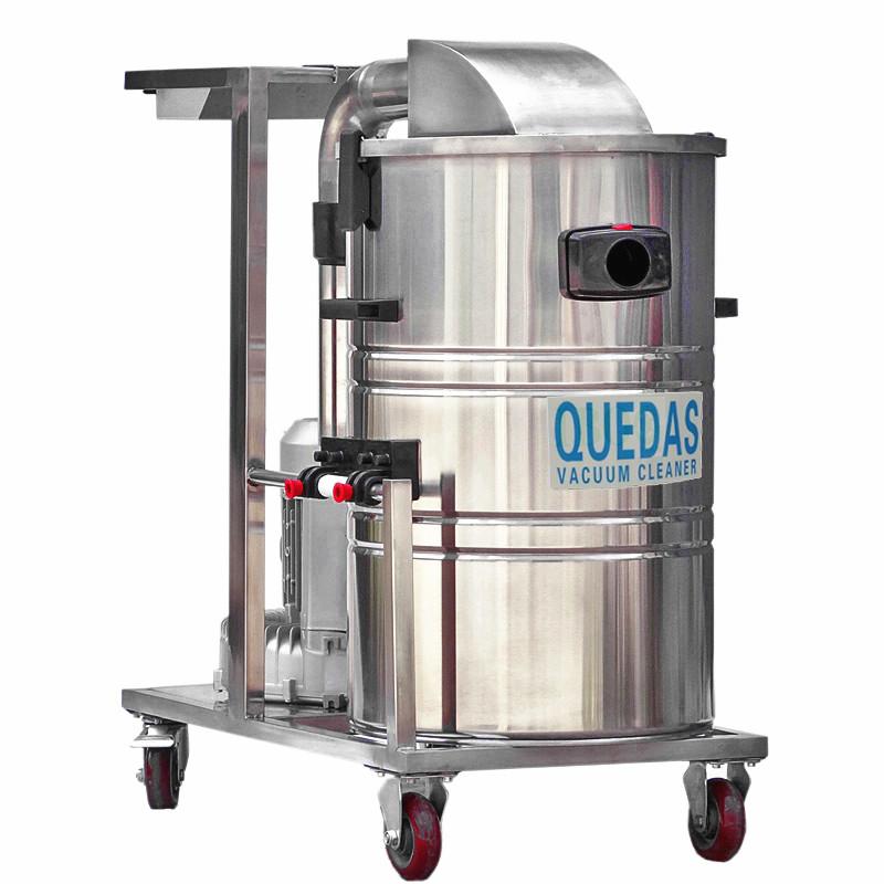 连续工作用吸尘器,大功率吸尘器,江苏凯达仕配套型工业吸尘器