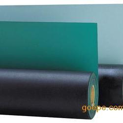 高品质防静电台垫绿色抗静电地垫2MM防静电桌垫
