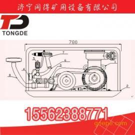 WJ-24-2阻化剂喷射泵,陕西专用阻化剂喷射泵