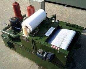 纸带过滤系统