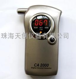 CA2000呼吸式酒精检测仪