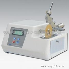 蔚仪专利产品低速精密切割机DTQ-5