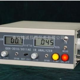公共场合便携式红外线CO/CO2二合一分析仪
