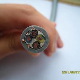 拖链电缆 柔性电缆 TRVV TRVVP