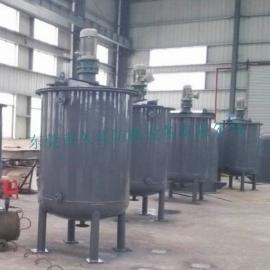 立式钢衬塑储罐定制生产