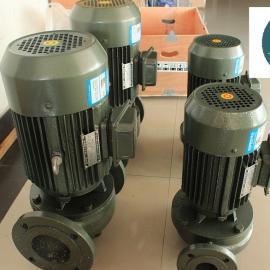 40SGR15-50立式热水管道增压泵