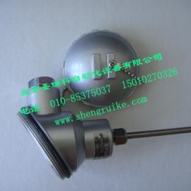 Pt100铠装热电阻螺纹WZPK