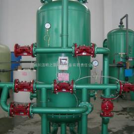 8吨/小时常温除氧(单罐海绵铁除氧器报价)