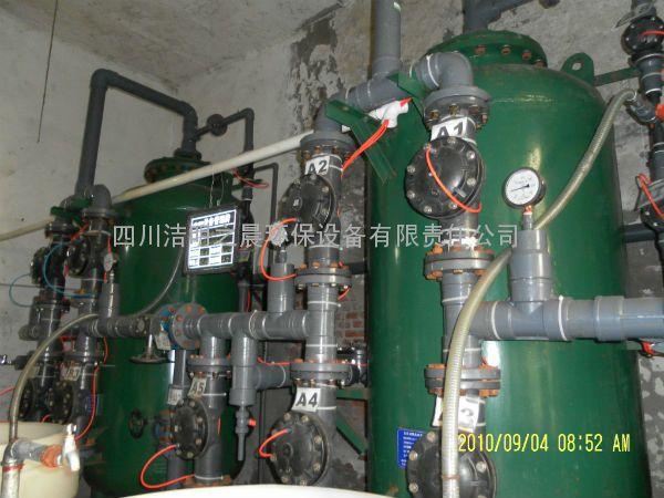 8T/H常温除氧器(8T/H双罐常温过滤式除氧器)
