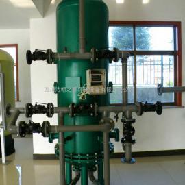 锅炉除氧<40吨/小时>海绵铁除氧器