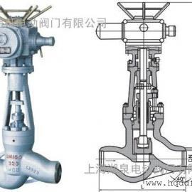J961Y-P54 100V发电厂专用电动焊接截止阀
