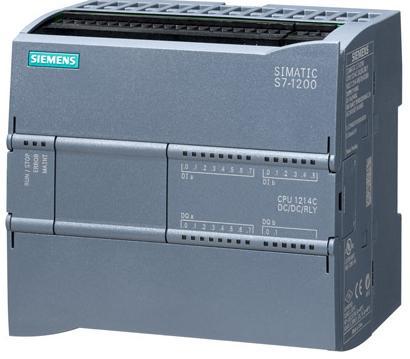 西门子PLC S7-1200 CPU 1214C 原装正品-西