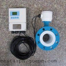厂家生产高精度EST50分体工业在线电磁流量计