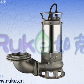 304L全不锈钢潜水排污泵、不锈钢排污泵选型