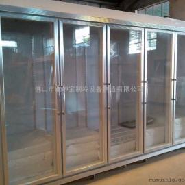 佛山市雅绅宝制冷设备制造有限公司/便利店冷藏柜/立式保鲜柜
