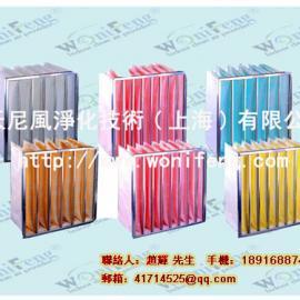 芜湖F6,F7,F8,F9中效袋式过滤器