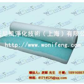 南京玻纤棉,涂装线地沟棉-上海沃尼风净化
