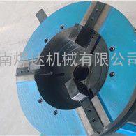 诚信推荐大型三爪自定心焊接卡盘 大孔径卡盘 焊接夹具