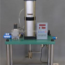 乐清气动冲床厂家直供1吨气动压力机