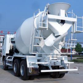 解放混凝土搅拌运输车