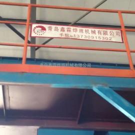 防腐油管内壁喷砂设备抽油管外壁清理机