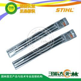 德国原装斯蒂尔STIHLф4.0/ф4.8锯链圆锉油锯锉刀