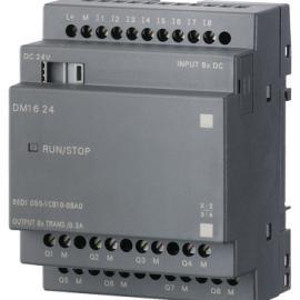 西门子LOGO逻辑控制器DM16 24 原装正品