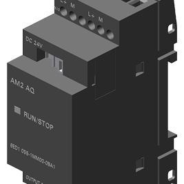 西门子LOGO AM2 AQ|西门子logo逻辑控制器