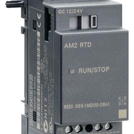 西门子LOGO AM2 PT100|logo智能逻辑控制器