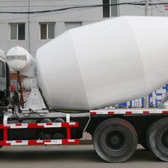 水泥搅拌罐车-中国重汽水泥搅拌罐车-10立方水泥搅拌罐车