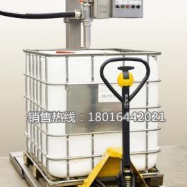 IBC桶灌装机|1000公斤桶灌装机|防爆吨桶灌装机