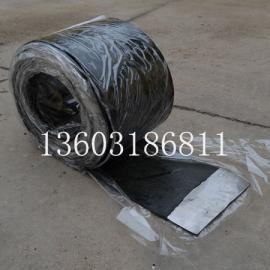 钢板腻子止水带 丁基钢板止水带 济南钢板丁基腻子止水带