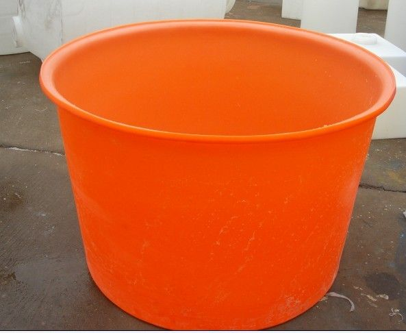 优质的供应富阳400L圆桶,连盖塑料桶,耐摔耐酸碱塑料圆桶