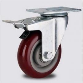 万向脚轮 带刹车脚轮