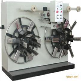 双工位管材收卷机,管材收管机,管材卷绕机