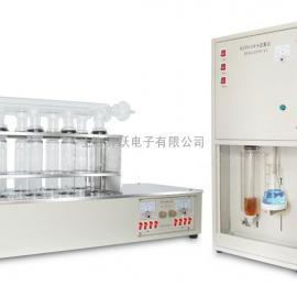 定氮蒸馏器,定氮蒸馏器(QYKDN-A型号厂家价格)