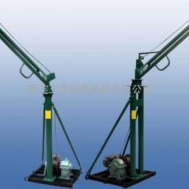 国产小型吊运机的动力装置介绍-河北保定起重机械生产厂家