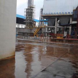 东莞工厂锅炉烟气除尘工程