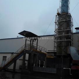 东莞燃煤锅炉烟气净化工程