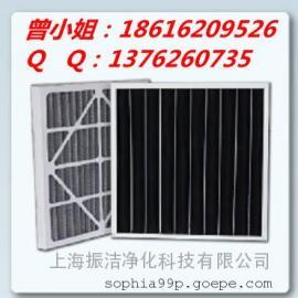 江苏省南京市镀锌框可更换活性炭过滤器x板式活性炭过滤器型号