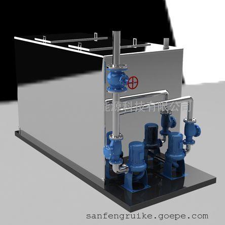 一体化隔油提升设备