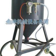 移动喷砂机 开放式喷砂机 移动加压喷沙机