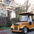 四川厂家直销四轮电动老爷车、看房车、电动观光游览车