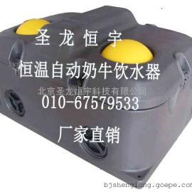 奶牛电加热保温饮水槽的设计与应用 电加热饮水槽 恒温饮水槽